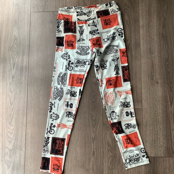 LulaRoe Disney OS Pants